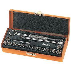 Набор торцевых гаечных ключей ProsKit 8PK-SD016