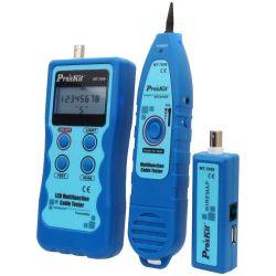 Тестер кабельный ProsKit MT-7059