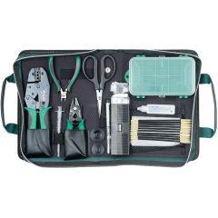 Набор инструментов ProsKit 1PK-940KN для работы с оптоволоконными кабелями