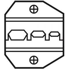 Сменная матрица для обжима кольцевых и вилочных изолированных наконечников ProsKit 1PK-3003D1