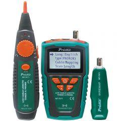 Тестер телекоммуникационных сетей и линий передачи данных ProsKit MT-7071