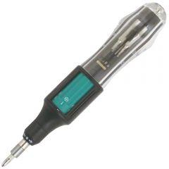 Отвертка с трещоточным механизмом и набором из 10 бит ProsKit SD-9810A